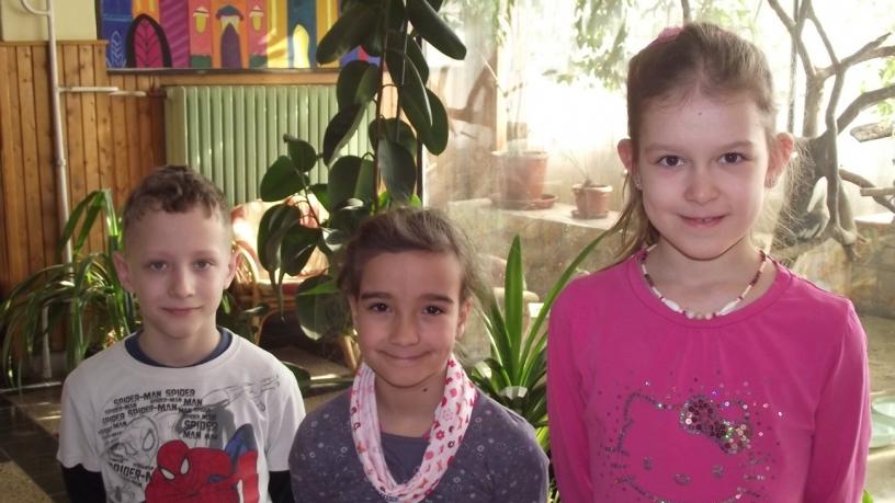 Zrínyi matematika verseny területi fordulójának 2. helyezést elért csapata