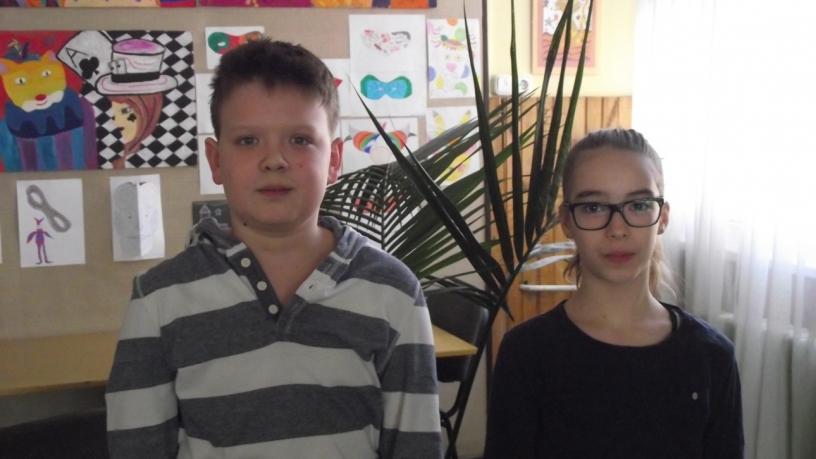 Amfiteátrum Kupa matematika versenyen iskolánk  csapata (Vida Virág, Virágh Zsombor, Gao Ádám 10. let