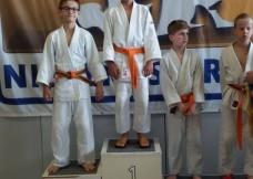 Szomorjai Gergely 6.a Ausztriában a JUDO versenyen 1. lett