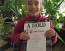 Vida Virág 2.a Zrínyi matematika verseny területi fordulójának 10. helyezettje