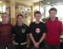 Bolyai természettudományi verseny 10. helyezett csapata