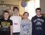 Bolyai természettudományi verseny 12. helyezést elért csapata