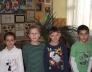 Bolyai matematika területi verseny 12. helyezést elért  3.b osztályos csapata