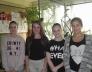 Bolyai magyar csapatverseny 3. helyezést elért 8.a osztályos csapata