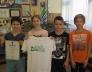 Bolyai magyar csapatverseny területi fordulójának 3. helyezést elért 4.b osztályos csapata