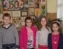 Bolyai magyar csapatverseny területi fordulójának 9. helyezést elért 3.c osztályos csapata