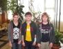 Bolyai természettudományi verseny 11. helyezést elért 4.a osztályos csapata