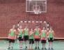 Kerületi kosárlabda bajnokság aranyérmes csapata