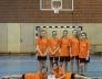 Kerületi diákolimpia kosárlabda bajnokság 2. hely