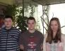 Pais angol versenyen Székely Fanni 1., Burai Achilles 6., Nagy Norbert 8. lett