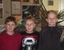 Bolyai területi matematika verseny 7. helyezést elért 4.b osztályos csapata
