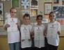 Budapesti Bolyai anyanyelvi csapatverseny 1. helyezést elért 3.b osztályos csapata