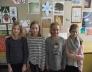 Budapesti Bolyai anyanyelvi csapatverseny 7. helyezést elért 5.a osztályos csapata