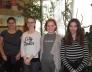 Bolyai természettudományi területi versenyen 13. helyezést elért 6. osztályos csapa