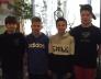 Bolyai természettudományi területi versenyen 13. helyezést elért 7. osztályos csapat