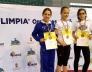 Diákolimpia Országos Döntő 50 gyors arany érem, 50 m hát 6. hely