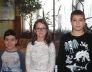 Bolyai matematika csapatverseny 6. helyezést elért 4.b osztályos csapata