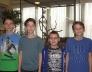 Bolyai matematika csapatverseny 10. helyezést elért csapata a 8. évfolyamon