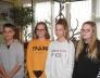 Bolyai anyanyelvi csapatverseny 9. helyezést elért csapat a 7. évfolyamon
