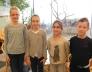 Bolyai természettudományi területi verseny 7-8. helyezést elért csapata