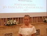 Katula Panni 6.a Magyarország jó tanulója-jó sportolója lett